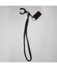 Ремешок для трости «Коричневый кож.зам.» 1007