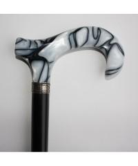 Трость «Черное и белое» B5733